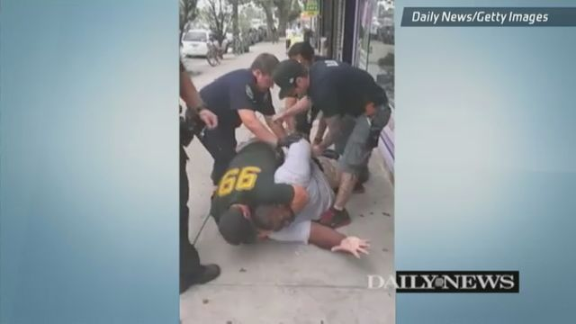 Mayor: NYPD Officer's Punishment in Eric Garner Case, if Any, Likely to Remain Under Wraps