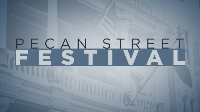 Spectrum News Pecan Street Festival