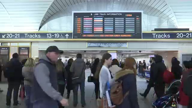 LIRR Riders Preparing for 'Summer of Hell' Commute