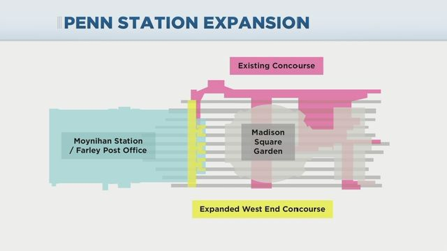 New Penn Station Concourse A Pleasant Surprise For Commuters