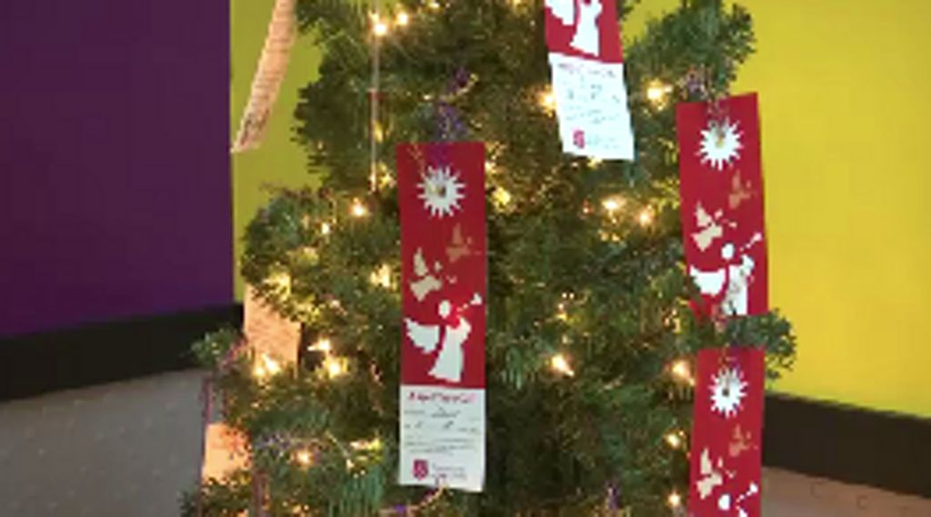 planet fitness gyms help salvation army with angel tree campaign