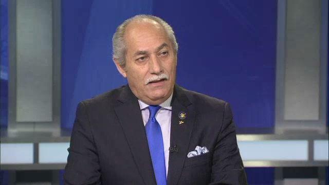 Guillermo Linares estudia candidatura al Congreso