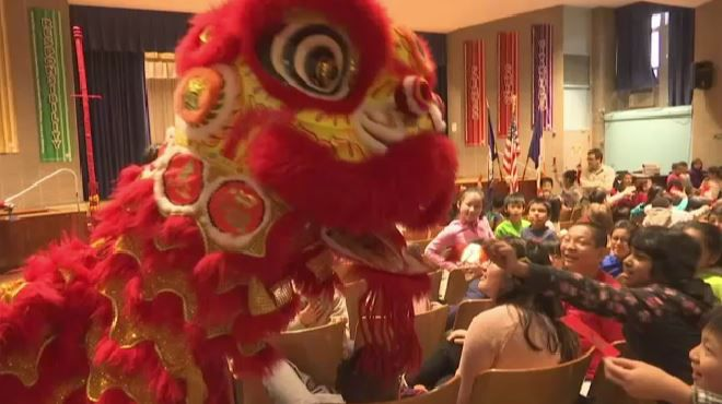 Asian Culture on Display at Queens School Ahead of Lunar New Year