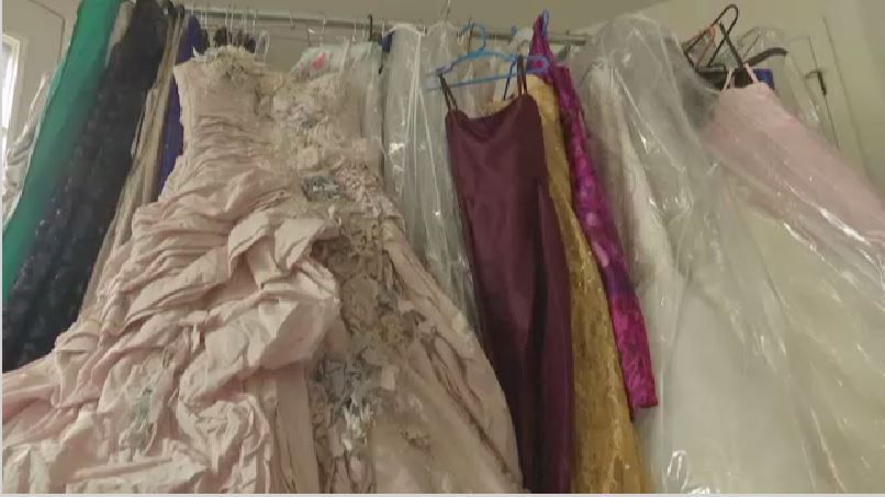 Charity Struggles to Collect Prom Dresses for Local Teens