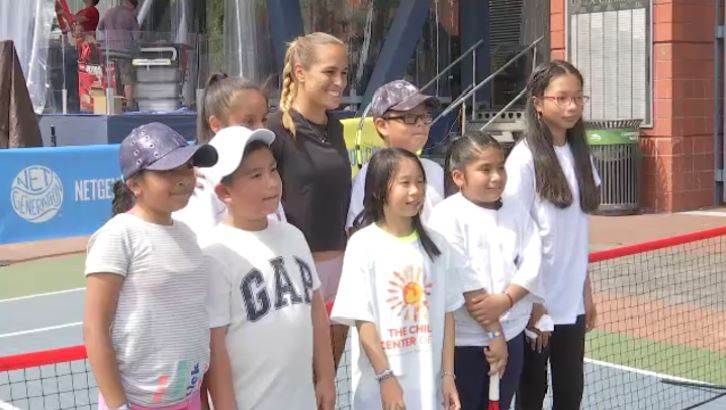 'Queens Day' celebrates borough's culture at US Open