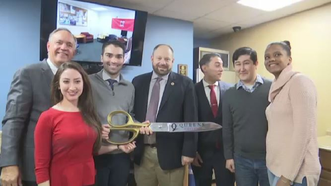 Queens College Unveils Updated Student Veterans Center