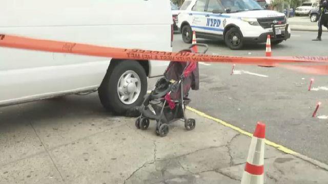 8-month-old Indian-origin boy killed after being struck by van