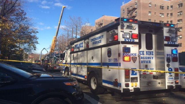 Two workers killed in Queens crane accident