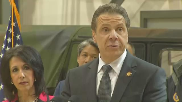 Cuomo Blows Off Any Criticism He Wasn't Here Sooner
