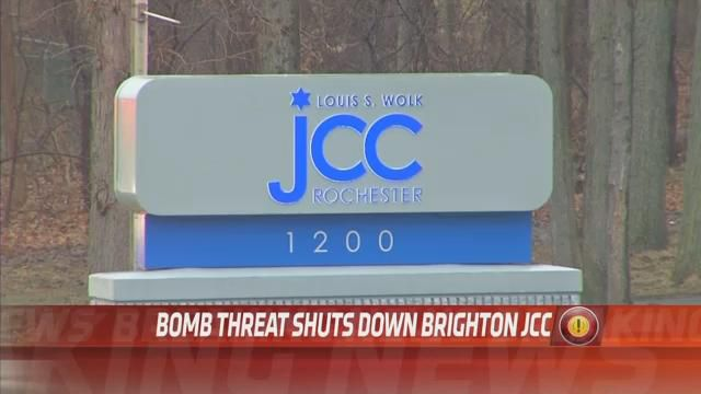 Jewish Community Centre evacuated after second bomb threat in 1 week