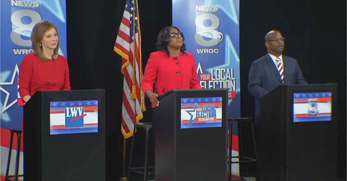 Debate night in Rochester did not disappoint