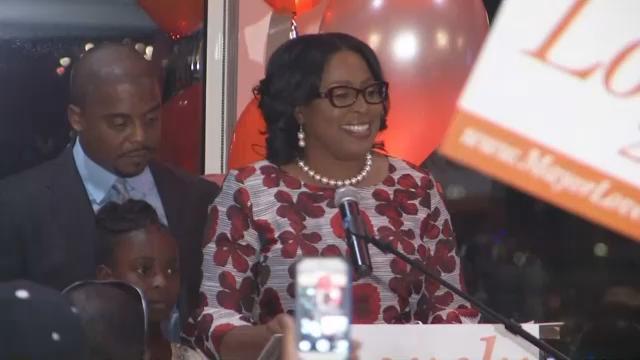 Lovely Warren wins Democratic primary