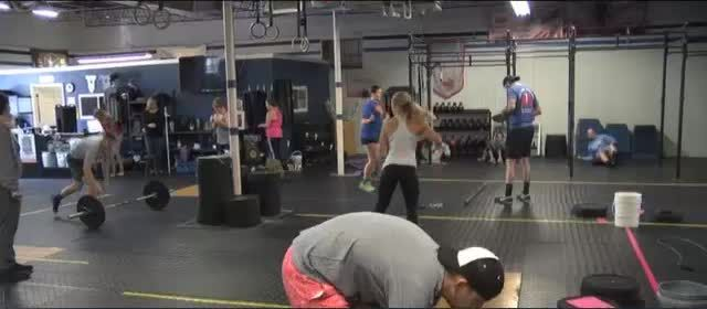 Raleigh CrossFit Helps Members Affected by Downtown Fire