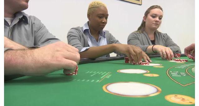 Resorts world casino dealer interview