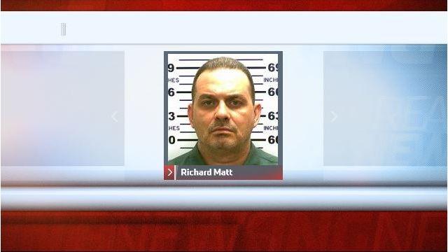 Gripping a Shotgun, Richard Matt Killed by Law Enforcement in Prison Break Manhunt
