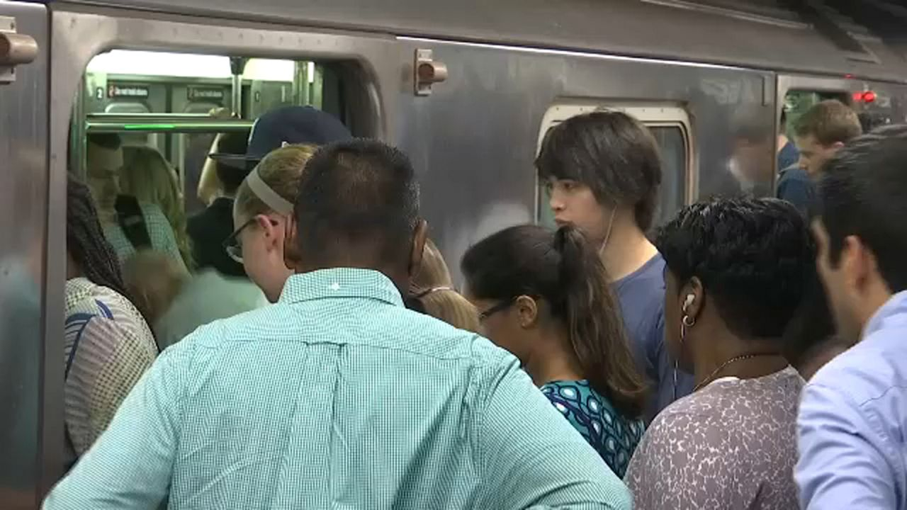 Mayor, business leaders sound off on economic cost of MTA delays