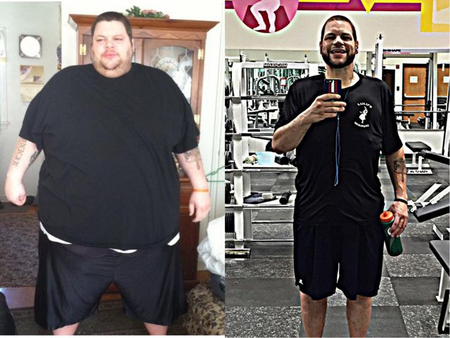 Ronnie Brower Went from '600lbs to Success'