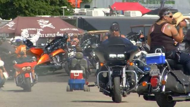 22nd Annual ROT Biker Rally Revs Up