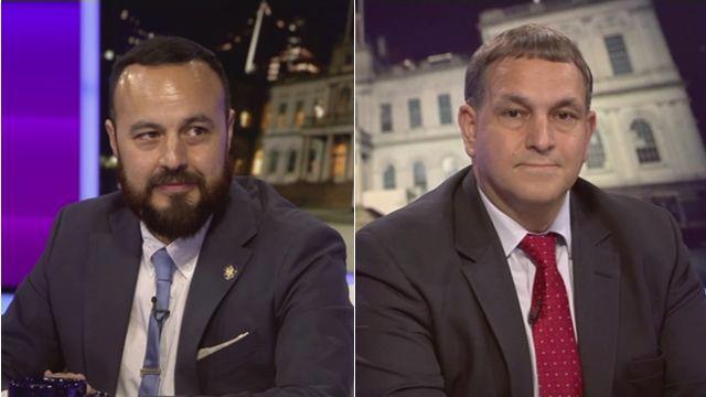 City Council Debate: Moya vs. Monserrate