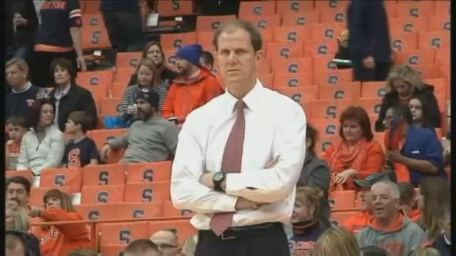 Mike Hopkins Leaving Syracuse Bench to Become Head Coach at Washington