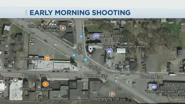 Syracuse Police Investigating Overnight Shooting