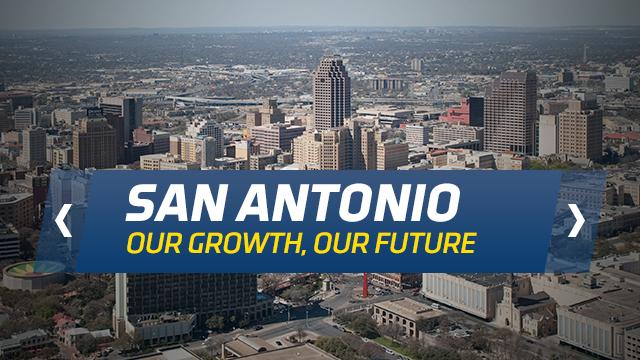 Spectrum News San Antonio Our Growth Our Future