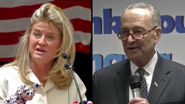 Wendy Long Pulls No Punches When it Comes to Schumer