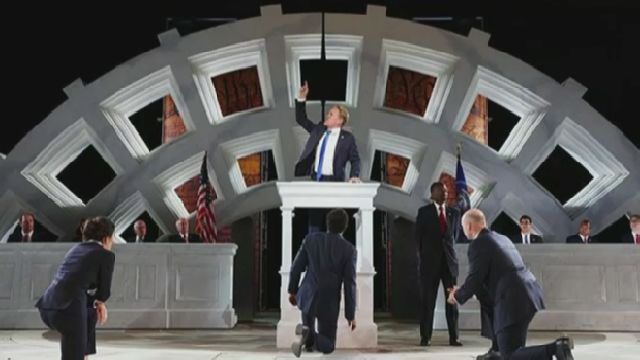 Trump-esque Similarity in Shakespeare in the Park Production Sparks Controversy