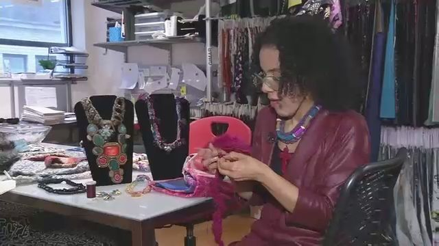 Fashion Week: Designer Sheila Gray Shines for Good Cause