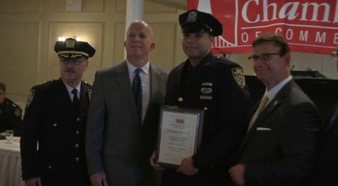 Top Cops honored at annual luncheon