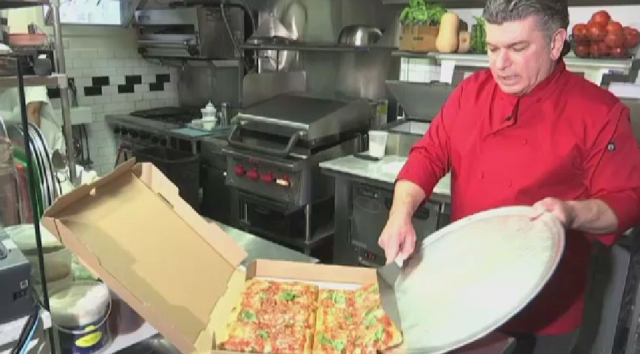 It's All About the Dough at New Dongan Hills Pizza Shop
