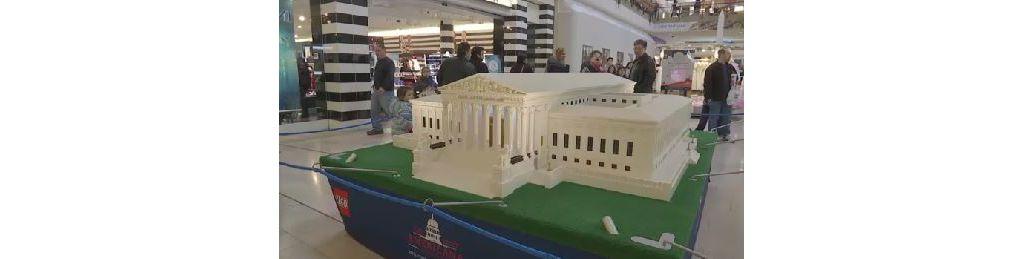Lego Brings Landmark Models to Staten Island