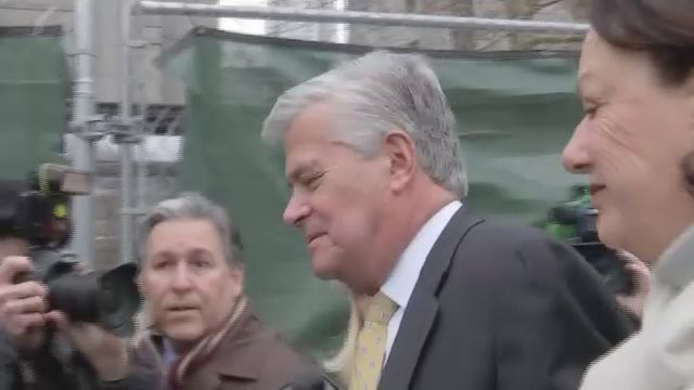 Former Senate leader's corruption conviction overturned