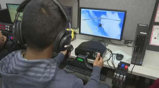 Students Learn About STEM Education at Aerospace Academy in Queens