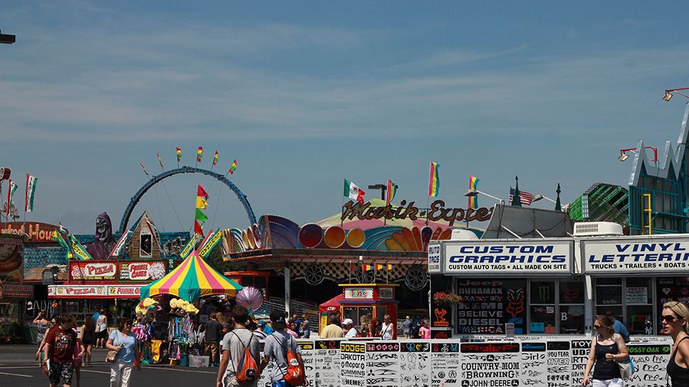 How to save money at the Erie County Fair
