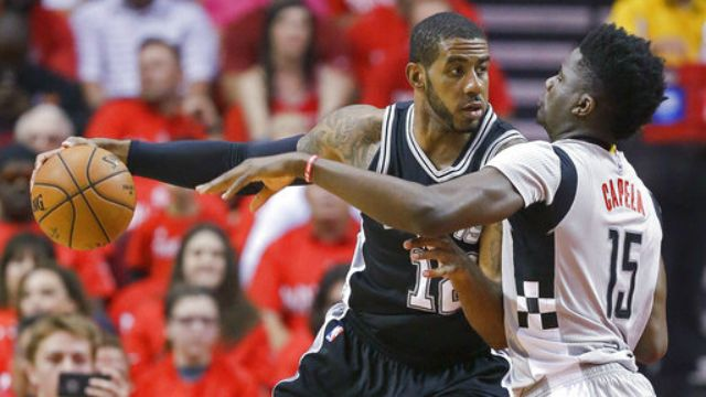Kawhi Leonard ruled out of game six with ankle injury