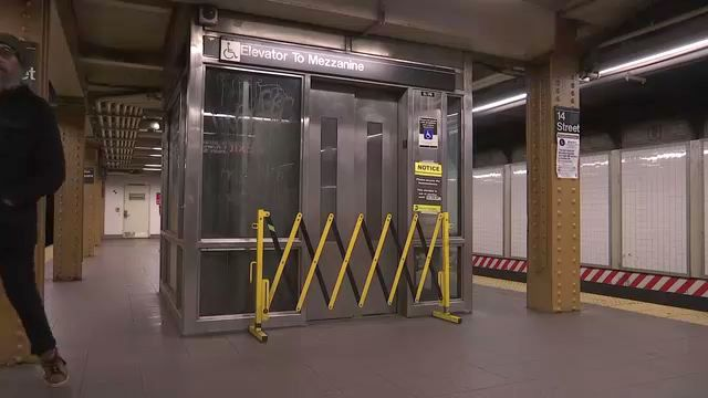 MTA launches courtesy campaign to offer seats to pregnant women, seniors