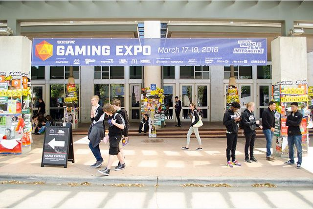 SXSW Gaming Expo Features the Latest in Gaming