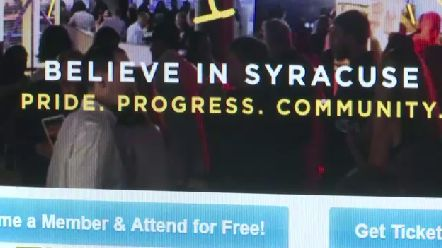 Believe in Syracuse Prepares for Birthday Bash
