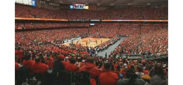Syracuse University Board of Trustees Meet on NCAA Sanctions Against School