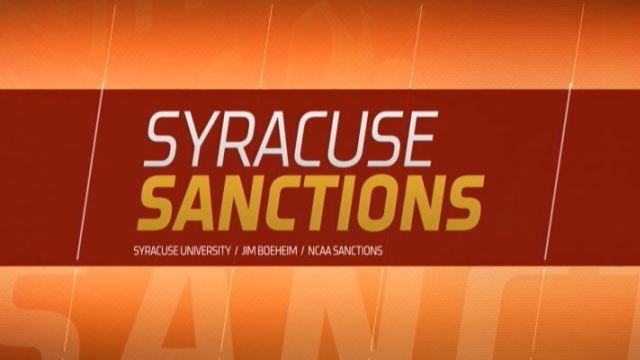 Listen: NCAA Officials Discuss Report, Sanctions on Syracuse Men's Basketball
