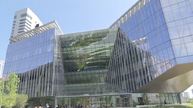 New tech campus opens on Roosevelt Island
