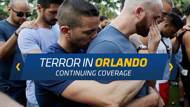 TWC News Terror in Orlando