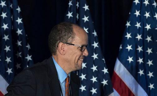 Ex-Labor Secretary Tom Perez Voted Democratic Chairman