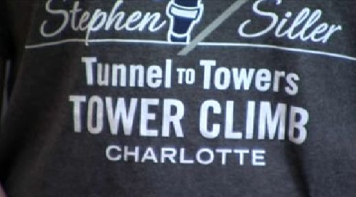 Stair Climb Held to Honor First Responders