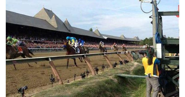 Keen Ice Overtakes American Pharoah to Win 146th Travers Stakes
