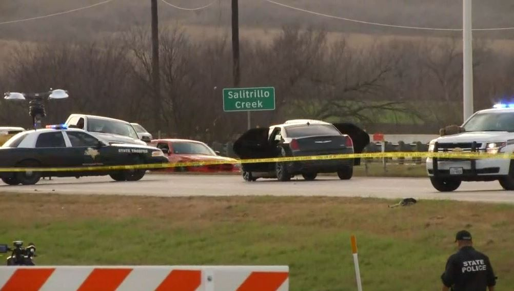 Texas Trooper shot in San Antonio
