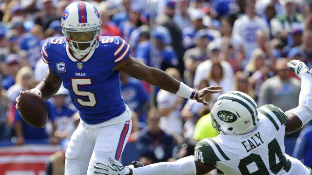 Bills open McDermott era with win over Jets
