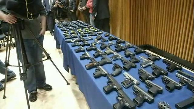 Under The Gun: Criminal Justice Expert Says Less Stop-and-Frisk Means Fewer Guns Seized From Streets