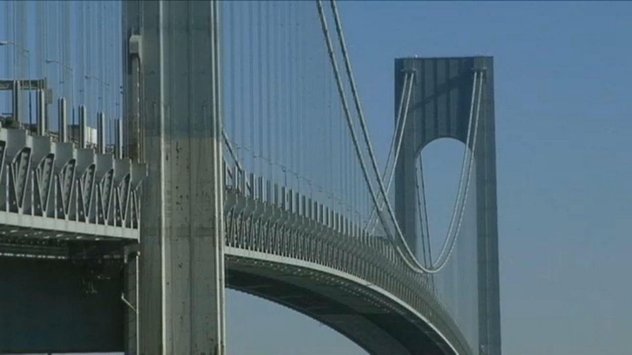 Instalan peaje automatizado en el puente Verrazano